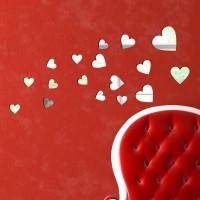 Kalpler Dekoratif Ayna