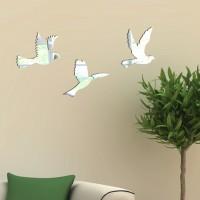 Kuşlar Dekoratif Ayna