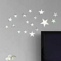Yıldızlar Dekoratif Ayna