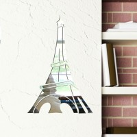 Eyfel Kulesi Dekoratif Ayna