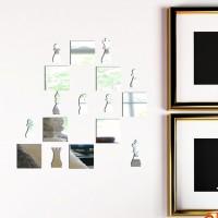Satranç Dekoratif Ayna