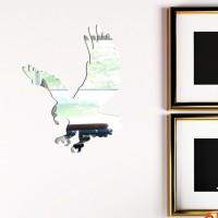 Kartal Dekoratif Ayna
