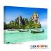 Tayland Adaları Kanvas Tablo