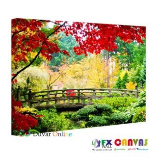 Doğa Manzarası Kanvas Tablo
