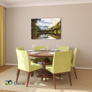 A105-035 Manzara Kanvas Tablo
