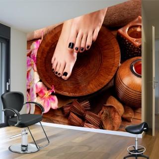 Ayak Masajı - Duvar Posteri