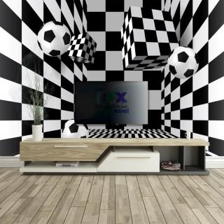 Siyah Beyaz Renklerim 3D