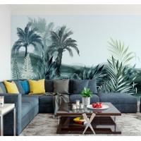 Tropik Tasarım Duvar Kağıdı