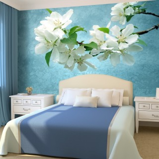 Orkide Dalı Duvar Posteri