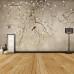 Ağaç Dalları Serçeler  Duvar Kağıdı