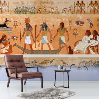 Antik Mısır Hiyeroglifleri A210-029