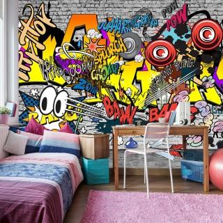Graffiti Duvar Kağıdı
