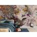 Graffiti Kadın Yüzü - Tuğla Duvar Kağıdı