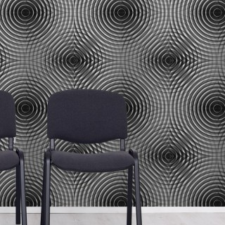 Hipnoz Extra 3D Duvar Kağıdı Gri A201-025-5