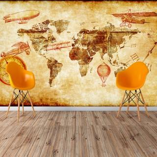 Tasarım Harita ve Hava Taşıtları