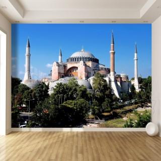 Ayasofya 3D Duvar Posteri