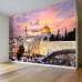 Kudüs 3D Duvar Posteri