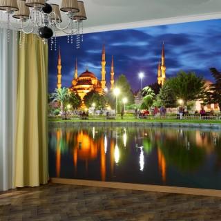 Sultan Ahmet Camii - Duvar Posteri