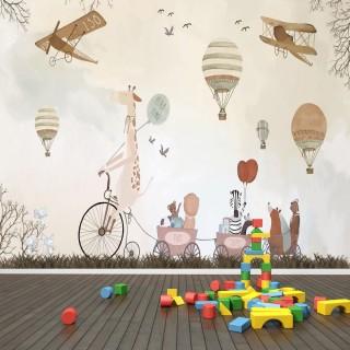 Oyun Zamanı Çocuk Odası Poster