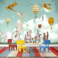 Oyun Zamanı Çocuk Odası Poster 2