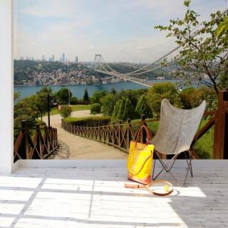 İstanbul Boğaz Köprüsü Duvar Kağıdı N-1012
