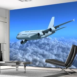 Yolcu Uçağı Duvar Kağıdı