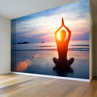 Gün Doğumunda Yoga