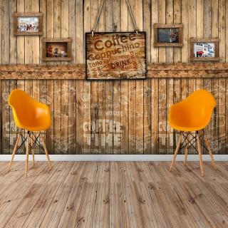 Cafe Duvar Posteri
