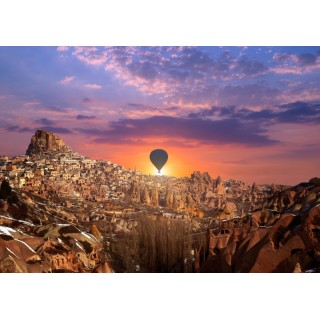 Kapadokya Manzara Duvar Kağıdı