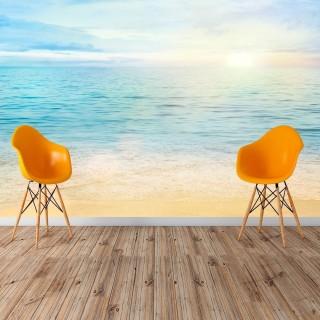Deniz Kum Duvar Kağıdı