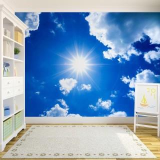 Gökyüzü Duvar Posteri