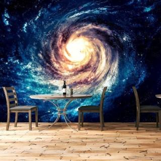 Galaksi 3D Duvar Manzarası