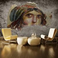 Zeugma Müzesi Çingene Kızı Manzaralı Duvar Posteri