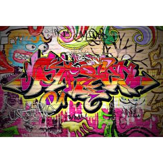 N-1090 graffiti