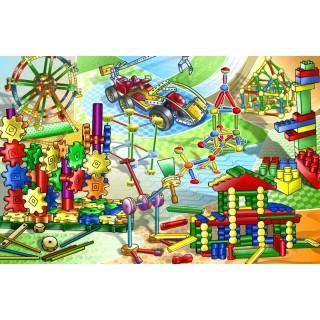Lego Dünyası Duvar Posteri