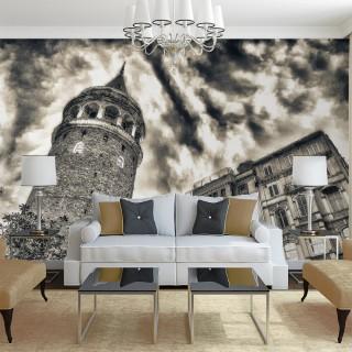 İstanbul Galata Kulesi Duvar Posteri