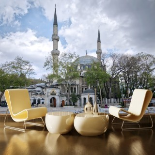 Eyüp Sultan Camii Duvar Posteri