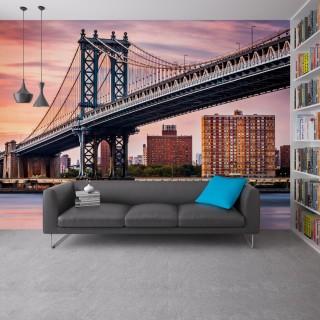 Manhattan Köprüsü 2 - Duvar Posteri