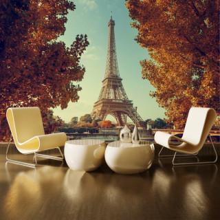 Paris Eyfel Kulesi Duvar Posteri