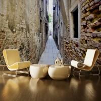 Venedik Sokak Duvar Posteri