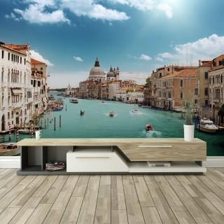 İtalya Venedik Duvar Posteri