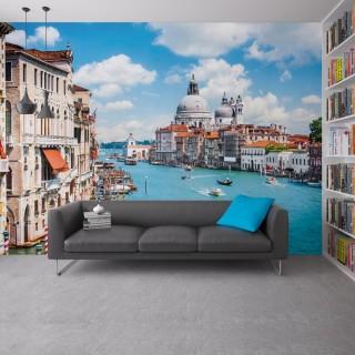 İtalya'nın En Güzel Yeri Duvar Posteri