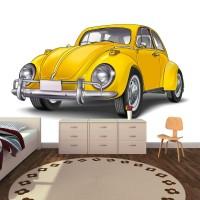 Volkswagen Klasik Araba Duvar Kağıdı