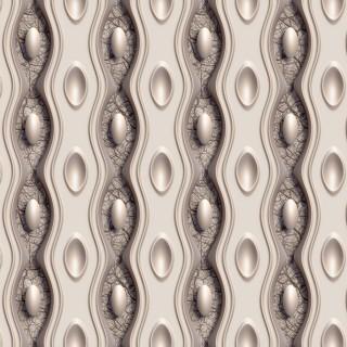 Geometrik 3D Efektli Duvar Kağıdı D906-2