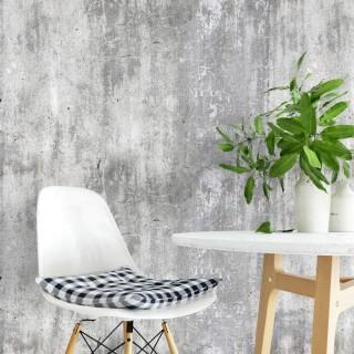 Beton Sıva efektli rulo duvar kağıdı - Dokulu yüzey