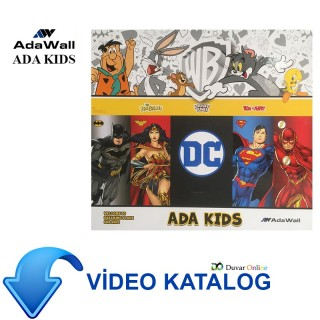 AdaWall Ada Kids - Video Katalog