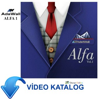 AdaWall Alfa v1 - Video Katalog