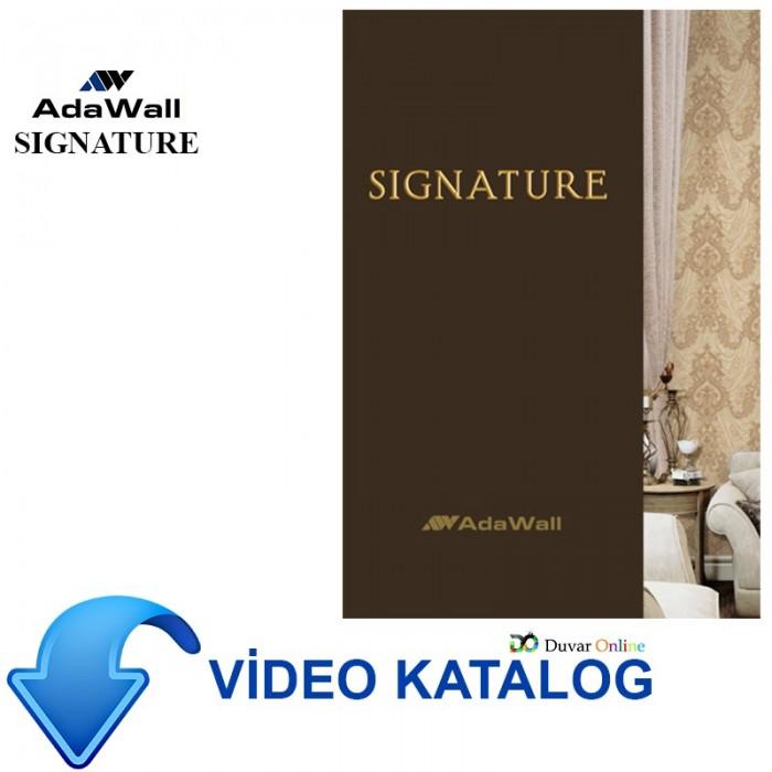AdaWall Signature- Video Katalog
